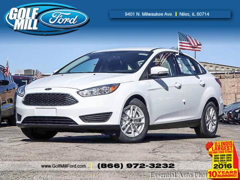 2017 Ford Focus for sale in Niles, IL