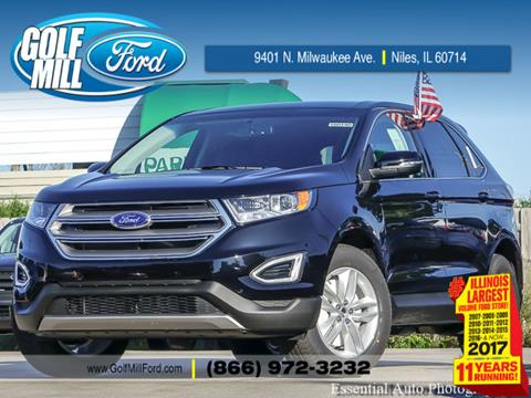 2018 Ford Edge for sale in Niles, IL