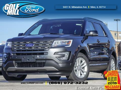 2017 Ford Explorer for sale in Niles, IL