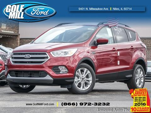 2017 Ford Escape for sale in Niles, IL