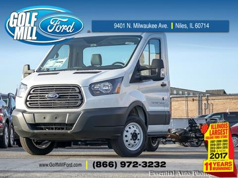 2018 Ford Transit Chassis Cab for sale in Niles, IL