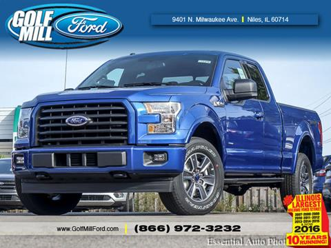 2017 Ford F-150 for sale in Niles, IL