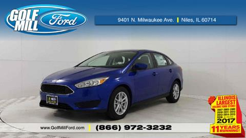2018 Ford Focus for sale in Niles, IL