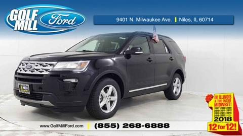 2018 Ford Explorer for sale in Niles, IL