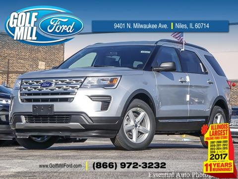 2019 Ford Explorer for sale in Niles, IL