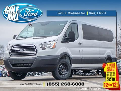 2019 Ford Transit Passenger for sale in Niles, IL