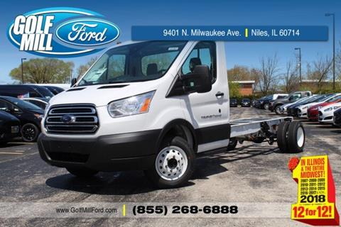 2019 Ford Transit Chassis Cab for sale in Niles, IL