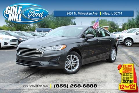 2019 Ford Fusion for sale in Niles, IL