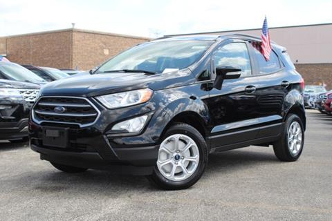 2019 Ford EcoSport for sale in Niles, IL