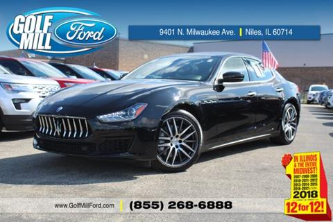 2019 Maserati Ghibli for sale in Niles, IL