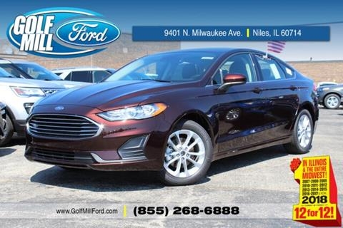 2019 Ford Fusion for sale in Niles, IL