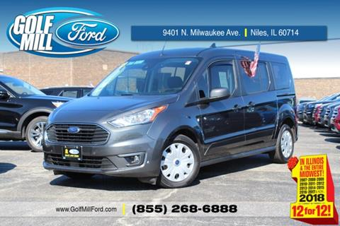 2019 Ford Transit Connect Wagon for sale in Niles, IL