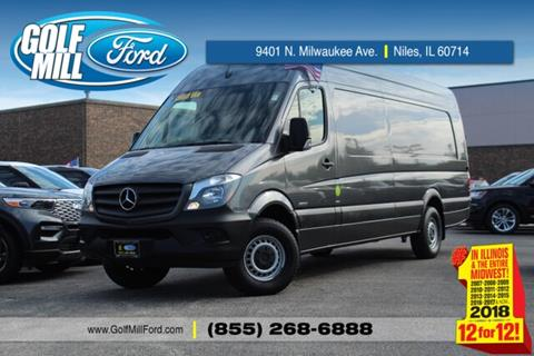 2016 Mercedes-Benz Sprinter Cargo for sale in Niles, IL