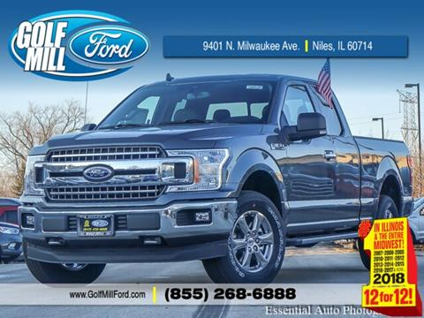 2019 Ford F-150 for sale in Niles, IL