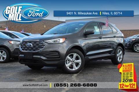 2019 Ford Edge for sale in Niles, IL