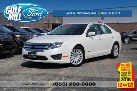 2010 Ford Fusion Hybrid for sale in Niles, IL