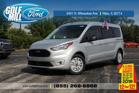 2020 Ford Transit Connect Wagon for sale in Niles, IL