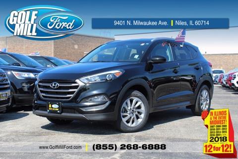 2016 Hyundai Tucson for sale in Niles, IL