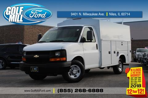 2016 Chevrolet Express Cutaway for sale in Niles, IL