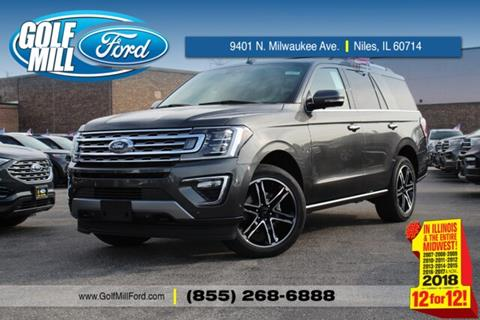 2019 Ford Expedition for sale in Niles, IL