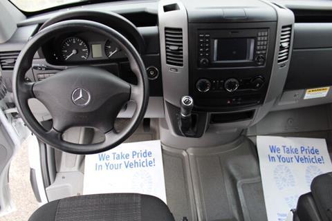 2016 Mercedes-Benz Sprinter Cargo