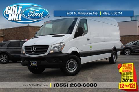 2016 Mercedes-Benz Sprinter Cargo for sale in Niles, IL