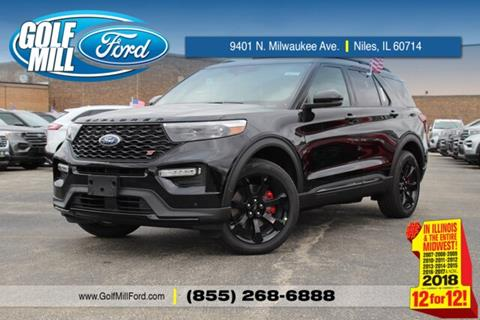 2020 Ford Explorer for sale in Niles, IL