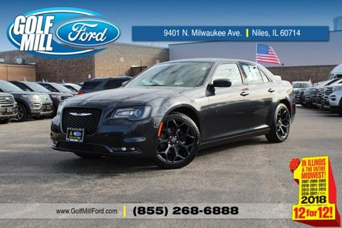 2019 Chrysler 300 for sale in Niles, IL