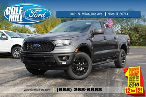 2019 Ford Ranger for sale in Niles, IL