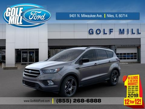 2019 Ford Escape for sale in Niles, IL