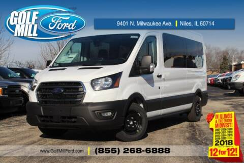 2020 Ford Transit Passenger for sale in Niles, IL