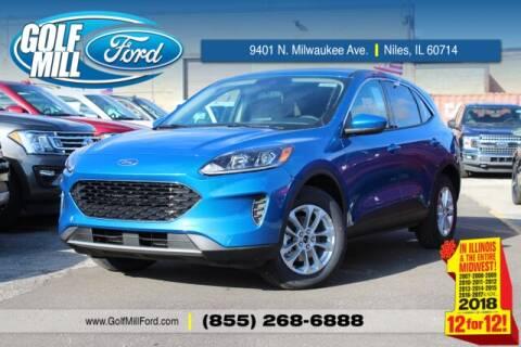 2020 Ford Escape for sale in Niles, IL