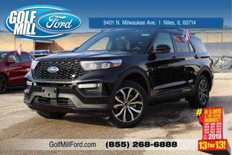 2020 Ford Explorer ST for sale at GOLF MILL FORD in Niles IL