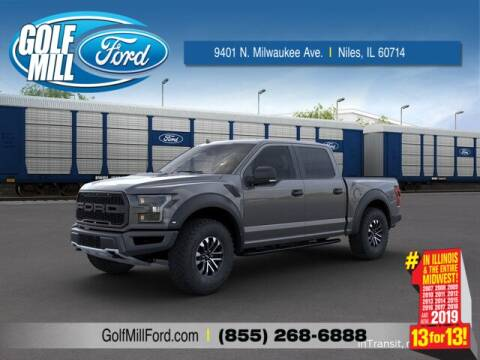 2020 Ford F-150 Raptor for sale at GOLF MILL FORD in Niles IL