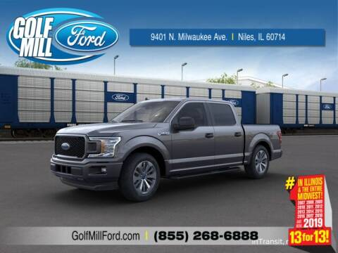 2020 Ford F-150 for sale at GOLF MILL FORD in Niles IL