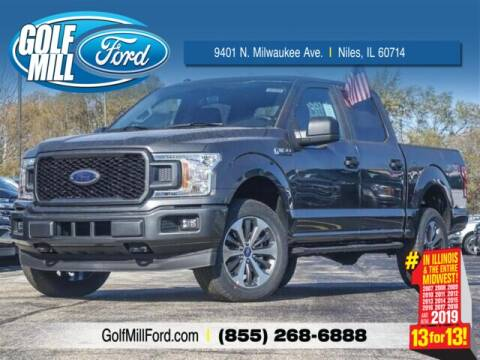 2019 Ford F-150 XL for sale at GOLF MILL FORD in Niles IL