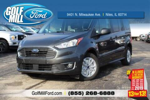 2020 Ford Transit Connect Wagon XLT for sale at GOLF MILL FORD in Niles IL