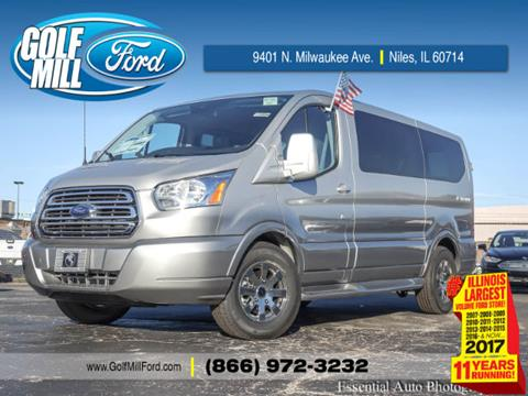 2017 Ford Transit Wagon for sale in Niles, IL