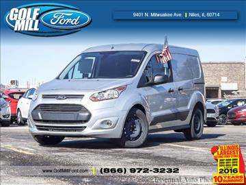2016 Ford Transit Connect Cargo for sale in Niles, IL