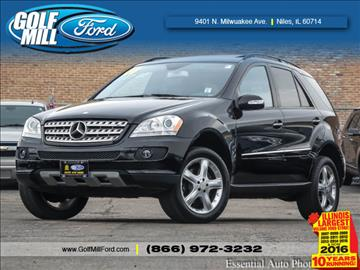 2008 Mercedes-Benz M-Class for sale in Niles, IL