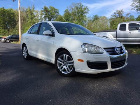2006 Volkswagen Jetta for sale at Deals On Wheels LLC in Saylorsburg PA