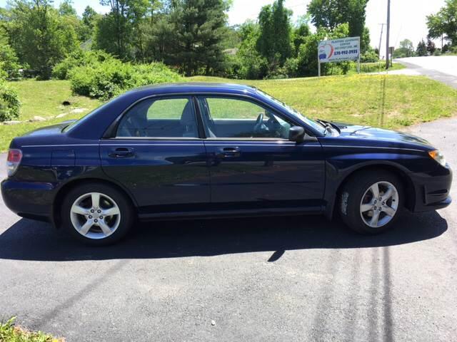 2006 Subaru Impreza AWD 2.5 i 4dr Sedan w/Manual - Saylorsburg PA