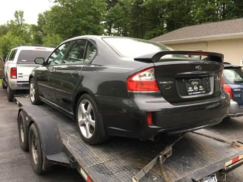 2009 Subaru Legacy for sale at Deals On Wheels LLC in Saylorsburg PA