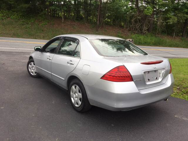 2007 Honda Accord LX 4dr Sedan (2.4L I4 5A) - Saylorsburg PA