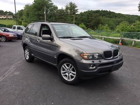 2006 BMW X5 for sale at Deals On Wheels LLC in Saylorsburg PA