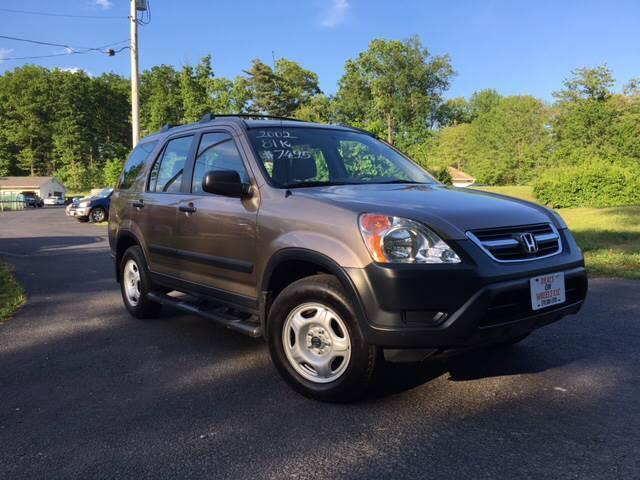 2002 Honda CR-V for sale at Deals On Wheels LLC in Saylorsburg PA