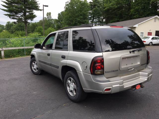 2004 Chevrolet TrailBlazer LS 4WD 4dr SUV - Saylorsburg PA