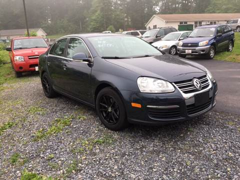 2010 Volkswagen Jetta for sale at Deals On Wheels LLC in Saylorsburg PA
