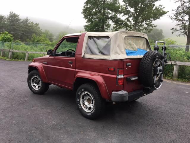 1991 Daihatsu Rocky  - Saylorsburg PA