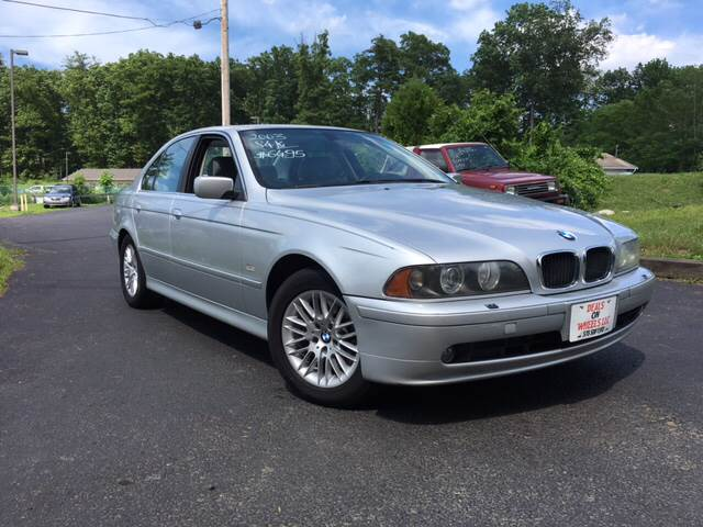 2003 BMW 5 Series for sale at Deals On Wheels LLC in Saylorsburg PA